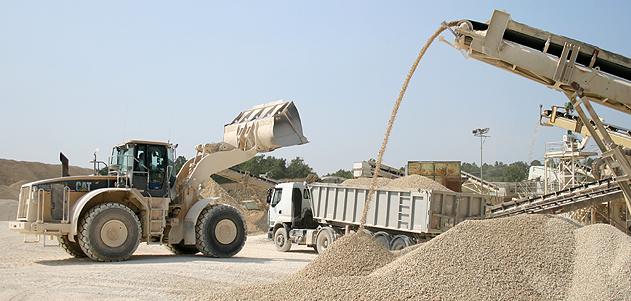 Livraison de granulats et sables 77, 91, 10, 89