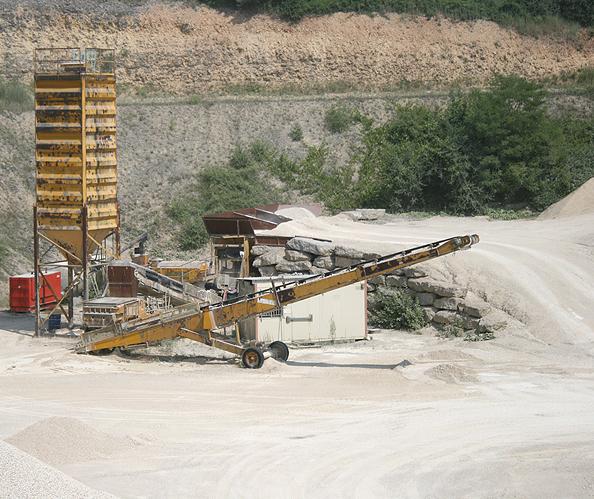Centrale graves ciment 91, 77, 89, 10