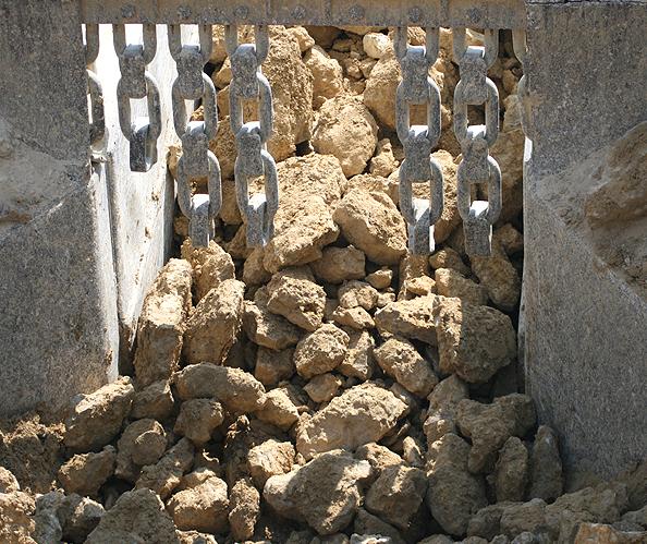 Concasseur granulats, graves et sables 89
